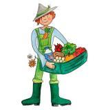 Lamazuna ökologische Abschminkpads (10er Set mit Wäschesäckchen)