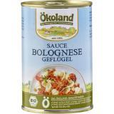 Sauce Bolognese Geflügel 400g   ÖKL