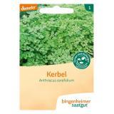 Kerbel - Kräuter  Saatgut-tüte