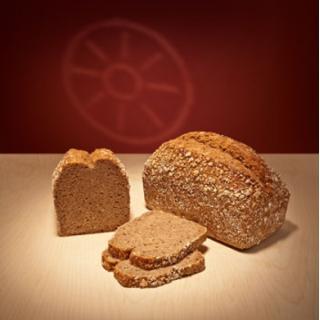 V Dinkel-Hirse-Brot 750g (Vorbesteller)
