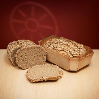 V Hafer Brot glutenfrei 600g (Vorbesteller)
