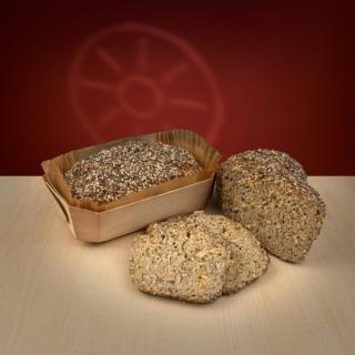 V Chia-Lupinen-Brot glutenfrei (Vorbesteller)