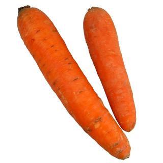 -Karotten (Gelbe Rüben und Möhren)