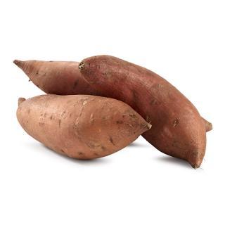 -Bataten Süßkartoffel