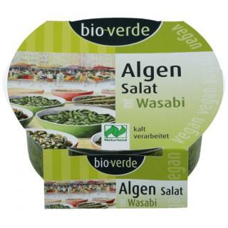 Algen-Salat Wasabi