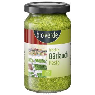 Bärlauch-Pesto, frisch