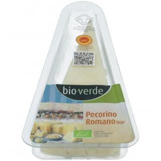 Pecorino Romano DOP im 125 g Pack