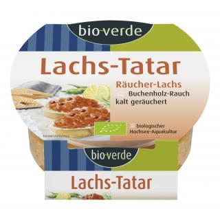 feinster Räucherl-Lachs-Tatar  125g