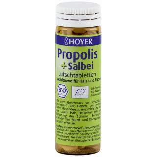 Propolis & Salbei Lutschtablette