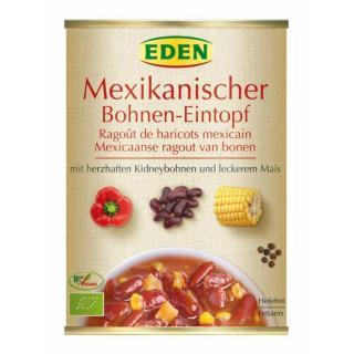 Mexikanischer Bohnen Eintopf
