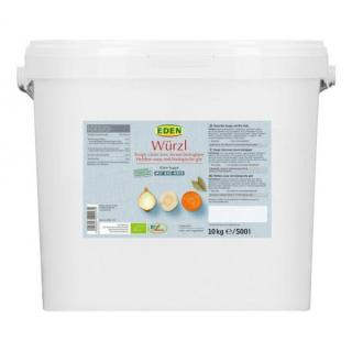 Würzl klare Suppe 10 kg Großpack im Eimer
