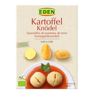 Kartoffelknödel halb & halb 230g Eden