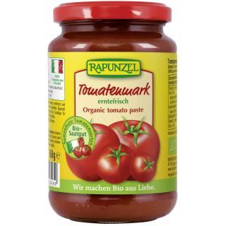 Tomatenmark groß 360g  22% Tr.M.von Rapunzel