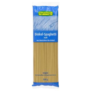 Dinkel-Spaghetti Nudel hell