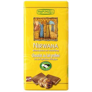 MHD Mai 21 - Milchschokolade mit Trüffelfüllung 100 g - solange Vorrat reicht