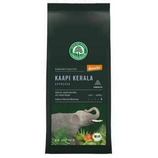 Abverkauf Espresso Kaapi Kerala gem. 250g - MHD 03.04.21 solange Vorrat reicht