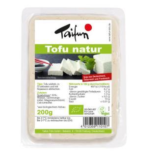 Tofu Natur Taifun 200g