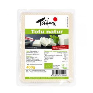 Abverkauf Tofu Natur Taifun 400g
