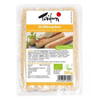 Tofu - Grillknacker - solange Vorrat reicht