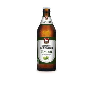 Lammsbräu Urstoff 0,5l Flaschenbier