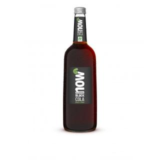 now - Black Cola 0,75 l   (6/kiste)