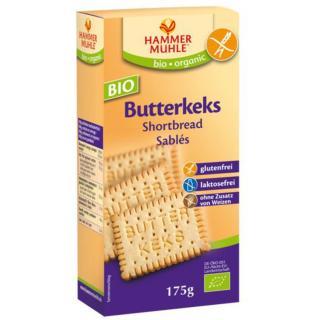 Butterkeks,  Hammermühle 175g  gf*