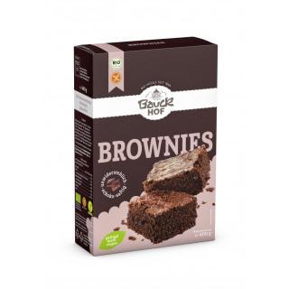 Backmischung, Brownies, glutenfrei