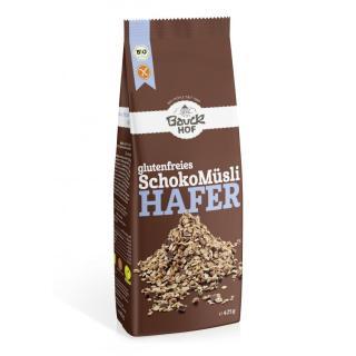 glutenfrei Schoko Hafermüsli, Bauckhof