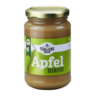 Apfel Birnenmark ungesüßt