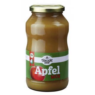 Apfelmus, 700g Glas, gesüßt mit Apfeldicksaft