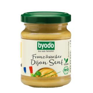 Senf scharfer Dijon Senf - mit Feuer, 125 ml