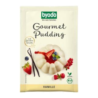 Pudding Vanille, Gourmet, 36g Tüte mit Maisstärke