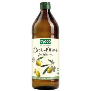 "Bratöl ""Brat-Olive"" 0,75l, mediterranes Olivenöl, Byodo"