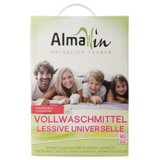 Almawin Vollwaschmittel Pulver, 4,6 kg