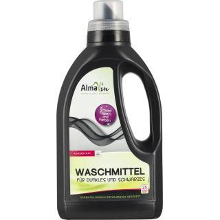 Alamwin Waschmittel flüssig für Dunkles & Schwarzes, 750 ml