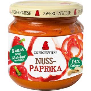 Nuß Paprika 200g, unser Brotaufstrich für Sie