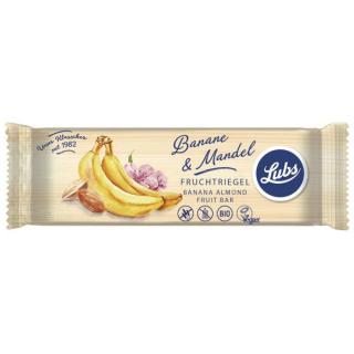 Banane Mandel Fruchtriegel 40g