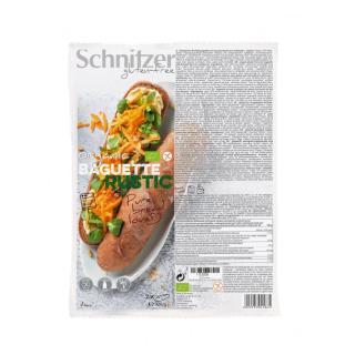 Baguette ''rustikal'' zum Aufbacken - glutenfrei (2er Pack)