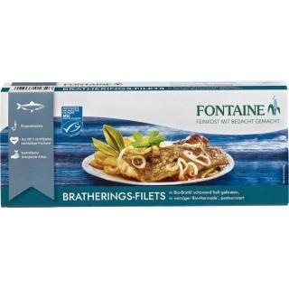 Brathering-Filet in Marinade