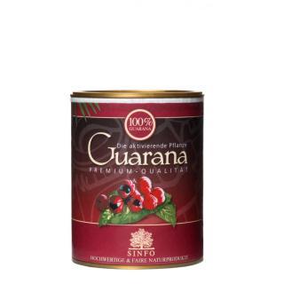 Guarana 100g _Koffeinhaltiges Pulver mit Theobromin & Theophyllin