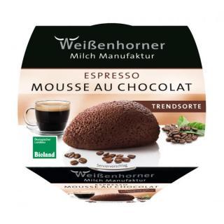 Mousse au Chocolat Espresso 80g