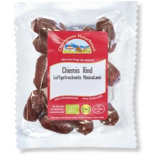 Chiemis Rind  50g  Mini salamis