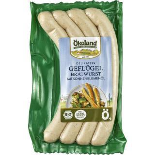 Geflügel Bratwurst 180g