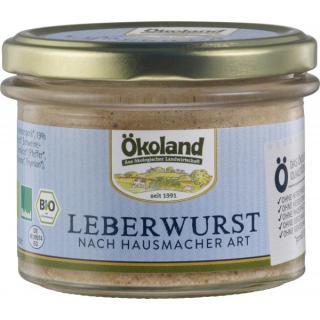 Leberwurst Hausmacher Art Gourmet Qualität im Glas