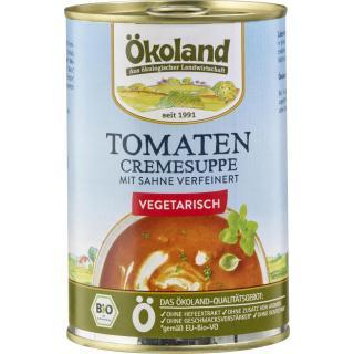 Tomaten-Creme-Suppe 400g