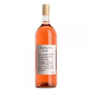 Babouches, rosé;   1L