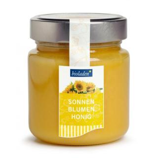 bioladen*Sonnenblumenhonig, Eu - cr  500g