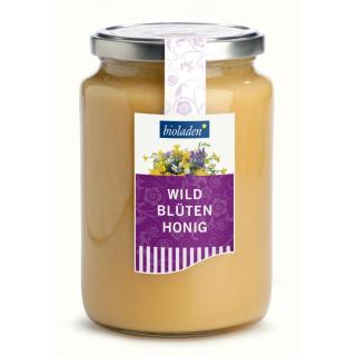bioladen*Wildblütenhonig, crem 1 kg