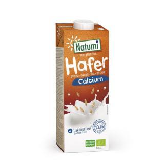 Haferdrink Natural + Calcium  1 l  (Natumi)