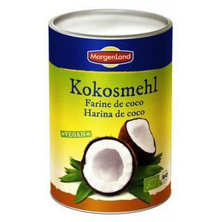 Abverkauf Kokosmehl glutenfrei 500g